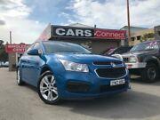 2015 Holden Cruze JH MY14 Equipe Blue 6 Speed Automatic Sedan Edgeworth Lake Macquarie Area Preview