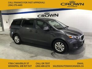 2017 Kia Sedona LX *Backup Camera* Heated Seats*