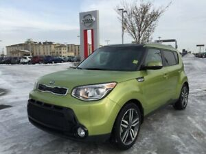 2015 Kia Soul SX Luxury Heated Steering Wheel
