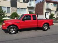 2008 FORD RANGER. AUTOMATIC. 105 000km. 2x4. IMPECABLE. 5700$