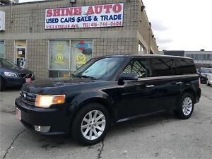 2009 Ford Flex SEL-HEATED SEATS-3 ZONE CLIMATE