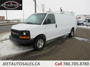 2015 Chevrolet Express Extended Cargo Van last 2 remaining!! Gas