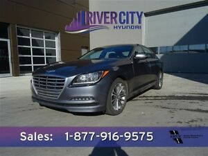 2016 Hyundai Genesis Sedan AWD PREMIUM Leather,  Heated Seats,