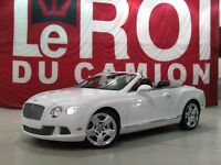 Bentley Continental GT GTC MULLINER V12 6.0L AWD 2012