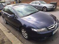 Honda Accord 2.2 i CTDi EX 4dr 2 KEYS SAT NAV 2007 (57 reg), Saloon