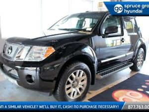 2011 Nissan Pathfinder LE LEATHER 7 PASS 4WD DVD NAVI ROOF