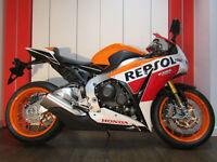 Honda CBR1000RR SP REPSOL FIREBLADE