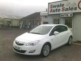 2011 VAUXHALL ASTRA EXCITE 1.6L - ONLY 61,847 MILES - FULL SERVICE HISTORY