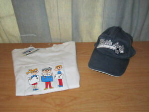 Kids Clothes Top NHL Logo,Size = 6X/7 & MAPLE LEAFS Cap