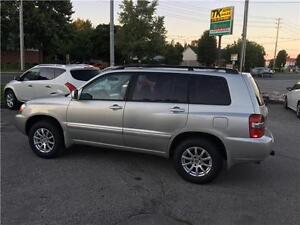 2005 TOYOTA HIGHLANDER 4WD 7SEAT  LEATHER CERTIFIED&E-TEST London Ontario image 4