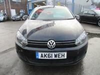 VW Golf S TDI BLUEMOTION