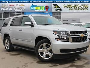 2016 Chevrolet Tahoe LT Leather | PST Paid | Low KM