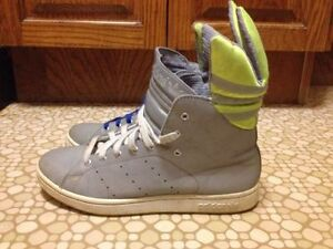 Ladies Size 8 Adidas Hightop Sneakers St. John's Newfoundland image 5