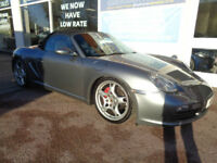 Porsche Boxster S 3.2 2006 F/S/H Leather P/X Swap