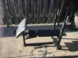 Bodysmith Weight Bench