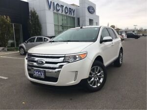 2013 Ford Edge LIMITED, AWD, BLIND SPOT, LEATHER