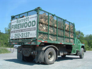 Firewood Dry Hardwood Ready for Delivery or Pickup