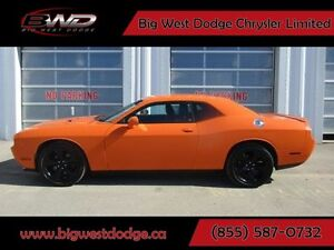 2014 Dodge Challenger Sinister Super Sport in Header Orange