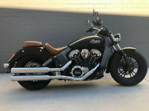2015 Indian Scout Road Bike 1133cc Tempe Marrickville Area Preview