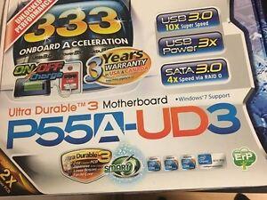 Pièces d'ordinateurs - CPU Mother Board RAM Heatsink