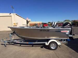 Stacer 429 Outlaw SC with Mercury 40hp EFI 4 Stroke for sale Grafton Clarence Valley Preview