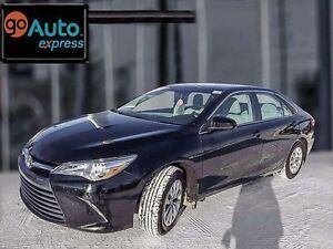 2015 Toyota Camry LE 6 Speed - ENSURED SAFETY WITH THE ARMY OF A