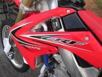 HONDA CRF 250 R 2011 EFI MOTOCROSS MX BIKE