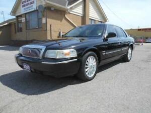 2010 MERCURY Grand Marquis LS Ultimate Loaded Leather 173,000Km
