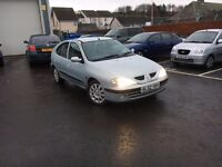 Megane, Long MOT, Leather, Warranty, A1 Condition, Trade-In to Clear