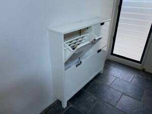 Shoe storage cupboard