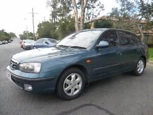 2003 Hyundai Elantra Hatch VERY LOW K's & VERY LONG REGO Southport Gold Coast City Preview