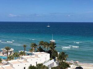 Condo à louer bord de mer libre octobre , novembre, décembre