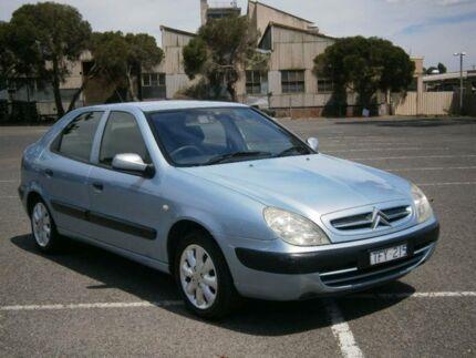 2003 Citroen Xsara MY01 1.6 Blue 4 Speed Automatic Hatchback Maidstone Maribyrnong Area Preview