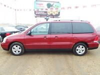 2004 Ford Freestar Sport VERY LOW KMS