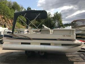 ***JUST CAME IN*** 2006 16' PRINCECRAFT PONTOON 4 STROKE EFI