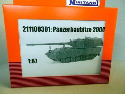 Minitanks - Made by Arsenal M - Panzerhaubitze 2000 - NEU & OVP