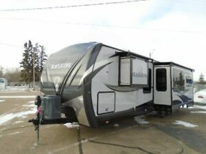 35 foot RV TRAILER FOR SALE...MOVING