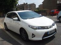 Toyota Auris 1.8 VVTi Hybrid Icon 5dr CVT Auto