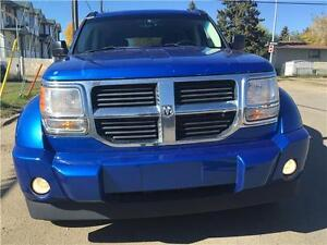 2008 Dodge Nitro SLT 4x4 = HEATED LEATHER = BACKUP SENSORS