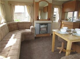 MANAGERS SPECIAL** CHEAP STATIC CARAVAN FOR SALE NR SCARBOROUGH - 12 MONTH PARK - BEACH ACCESS!!