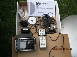 satellite radio with remote control or best offer