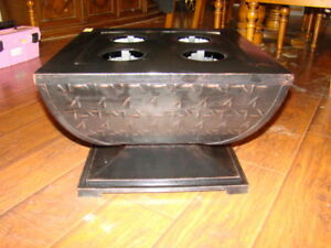 Brand New Gel Fire Pit Bronze Copper