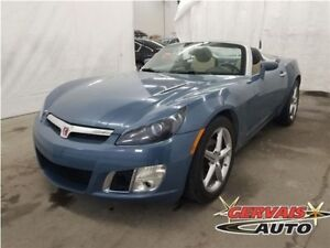Saturn Sky Red Line Cuir MAGS Automatique 2008