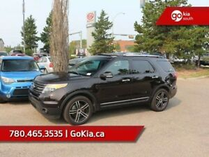 2013 Ford Explorer LIMITED; AWD, ADAPTIVE CRUISE, 7 PASSENGER, D