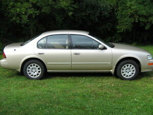 IMMACULATE  RUST FREE Nissan Maxima Sedan