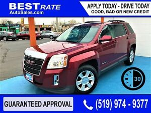 GMC TERRAIN SLE - APPROVED IN 30 MINUTES! - ANY CREDIT LOANS