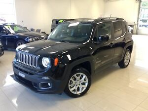 2015 Jeep Renegade NORTH 4X4 NOIR VUS LATITUDE TEMPS FROID SELEC