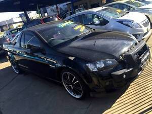 2012 Holden Ute 6Sp Manual Thunder Taminda Tamworth City Preview
