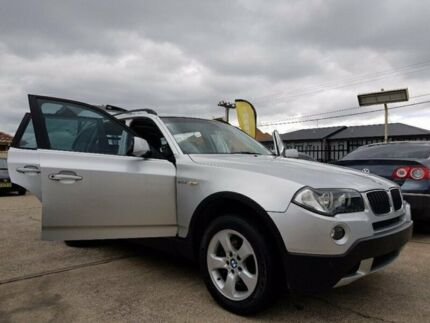 BMW X3 Turbo Deisel Oaks Estate Queanbeyan Area Preview