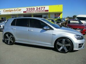 2016 Volkswagen Golf VII MY16 R DSG 4MOTION Silver 6 Speed Sports Automatic Dual Clutch Hatchback Kedron Brisbane North East Preview